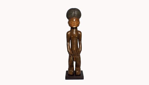 Fine Chokwe Male Figure
