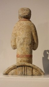 Extremely Rare Pottery Kneeling Entertainer (5)