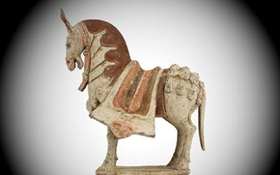 Northern Wei Dynasty Horse