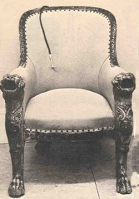 King Goa Chair