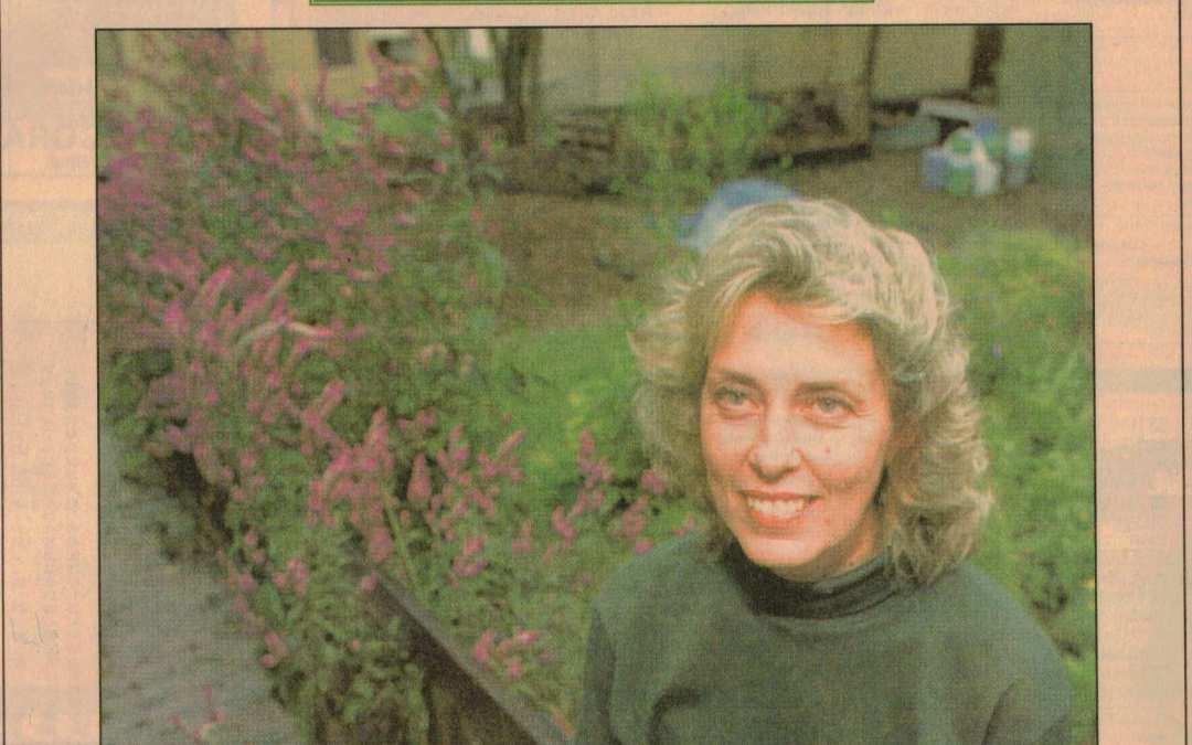 Remembering Garden Classroom Founder Carla Marshall