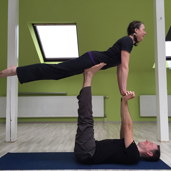 AcroYoga for Beginners 18:30-20:00