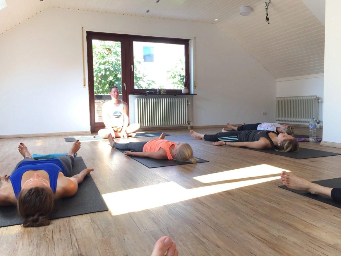 Tag der offenen Tür- Vinyasa Power Yoga