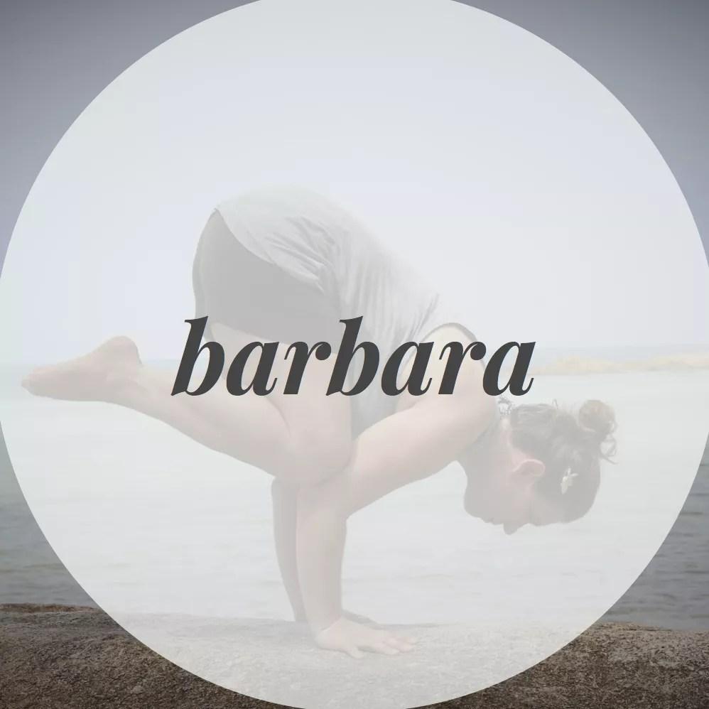 Barbara, FLYoga