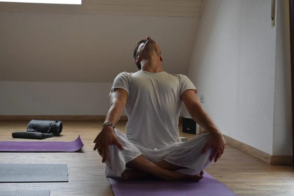 DANCE Yoga workshop