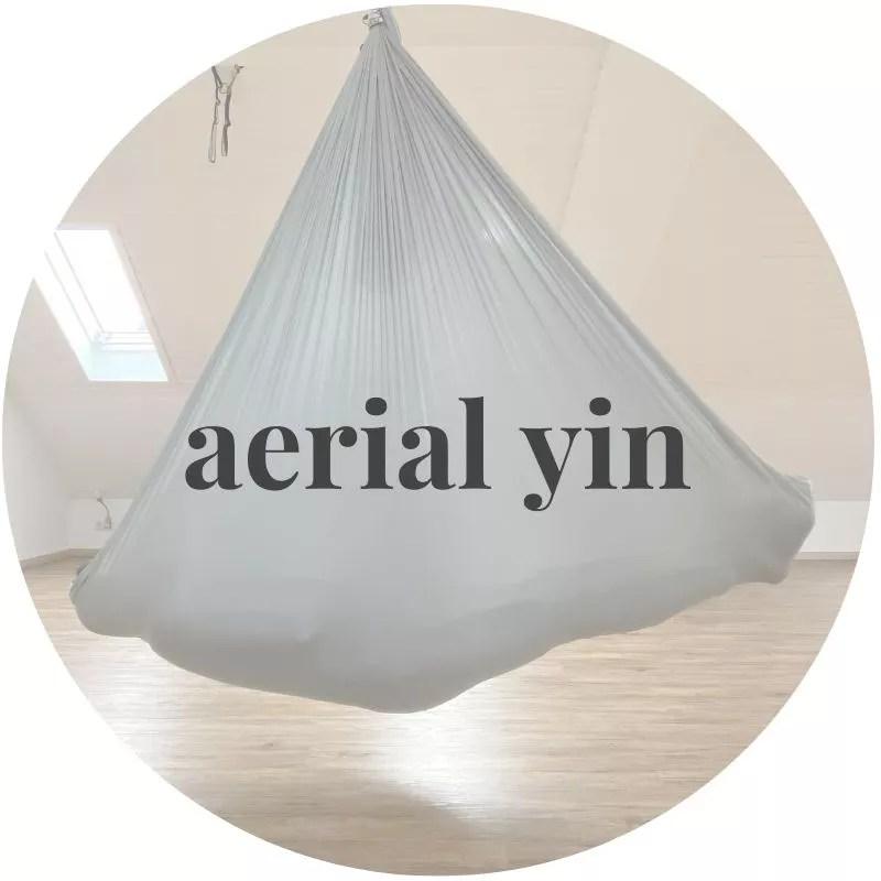 Aerial Yin Yoga, Heidelberg