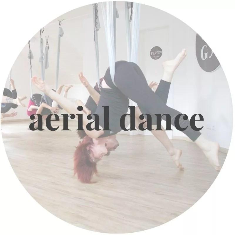 Aerial Dance Yoga, Heidelberg