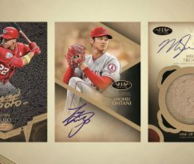 2019 Topps Tier One Baseball Cards Bring Back Familiar Mix Of Autographs
