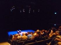 Performance in the Samuel Beckett Theatre