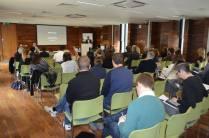 Dirk Van Hulle's seminar