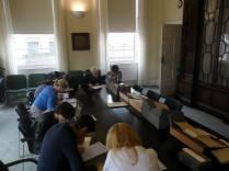 Beckett's Manuscripts Seminar