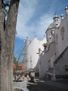 Sanctuary of Atotonilco