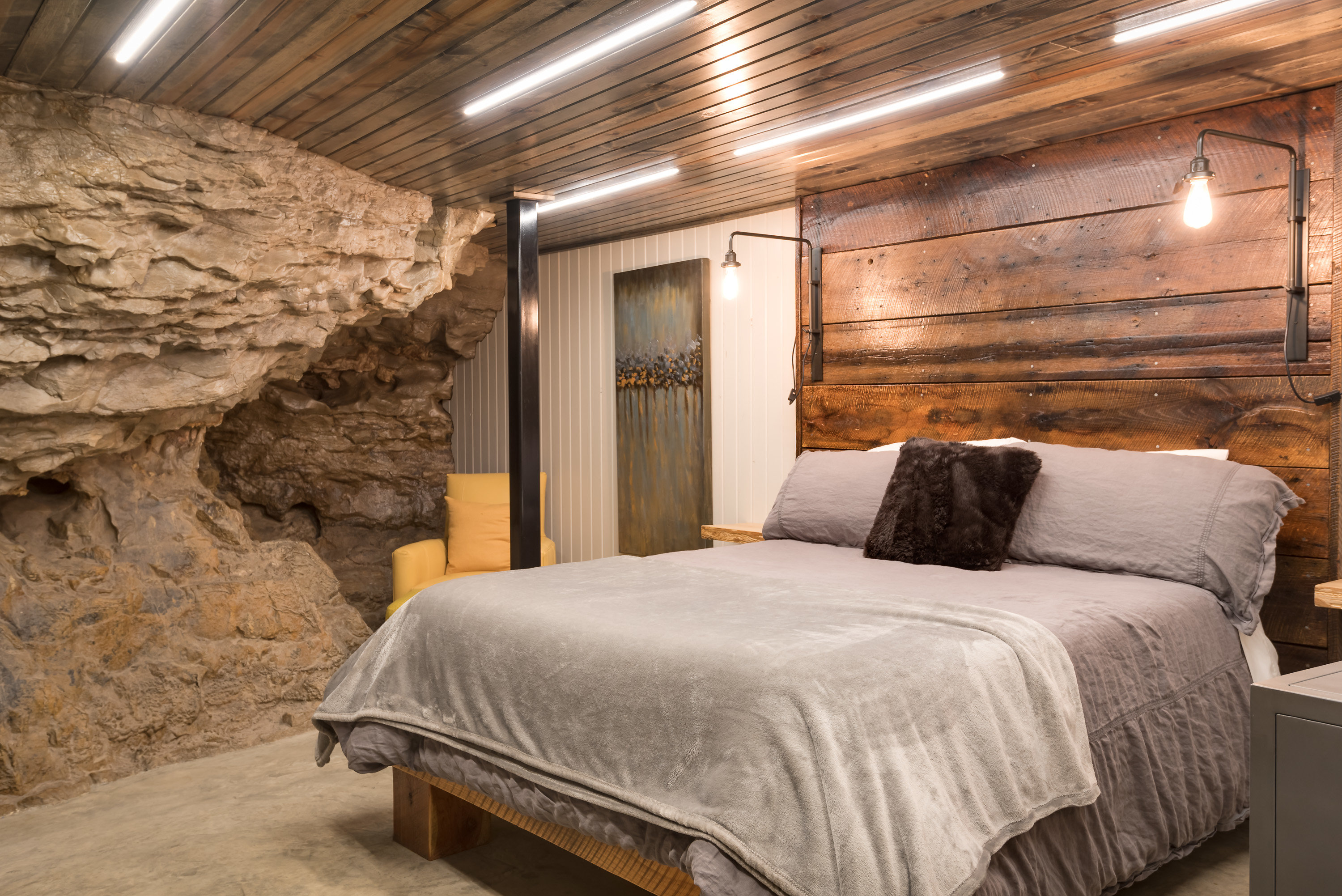Beckham Creek Cave Lodge Exclusive And Incredible