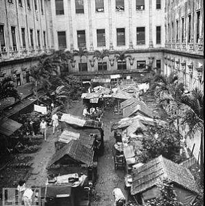 Santo Tomas Internment Camp