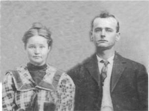 Tribble and Ella Banks, 1920