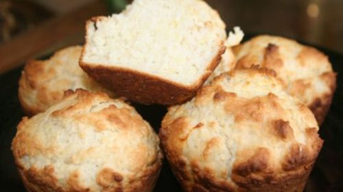 Melt-in-your-Mouth Muffins