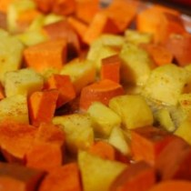 Pineapple Glazed Yams