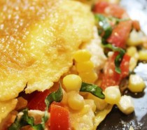 Fiesta-in-a-Flash Omelet