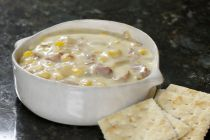 Green Chile Corn Chowder