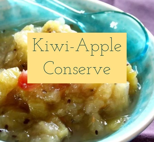 Kiwi-Apple Conserve