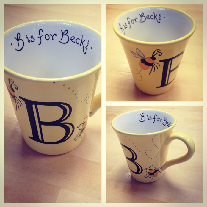 B is for Becki