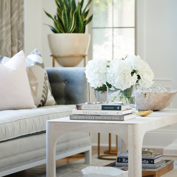 Neutral Modern Living Room Owens and Davis