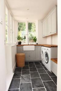 My Favorite Laundry Room Tiles - Becki Owens