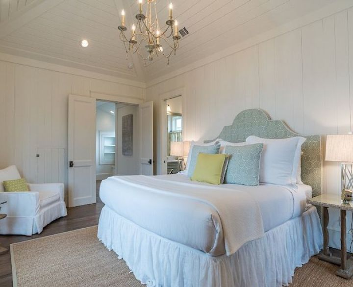 southern beach house bedrooms