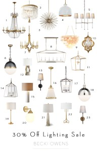 Visual Comfort Lighting Sale