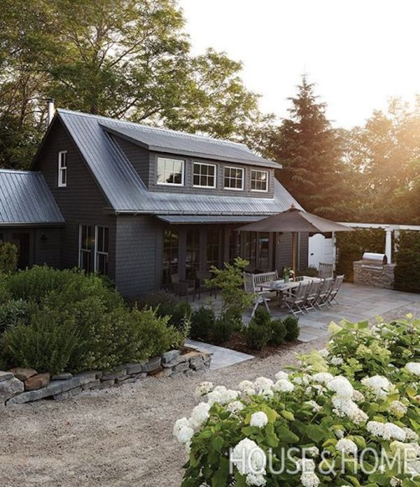 colors of modern farmhouse