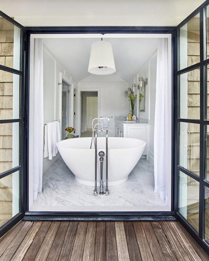 New Bathroom Paint Colors Bathroom Trends 2017 2018 From Calming Bathroom Colors: Dream Home: East Coast Beach BeautyBECKI OWENS