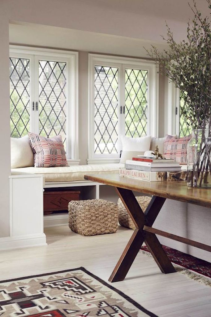 Brilliant Window Seat 101 Inspirations Styling Guidebecki Owens Theyellowbook Wood Chair Design Ideas Theyellowbookinfo