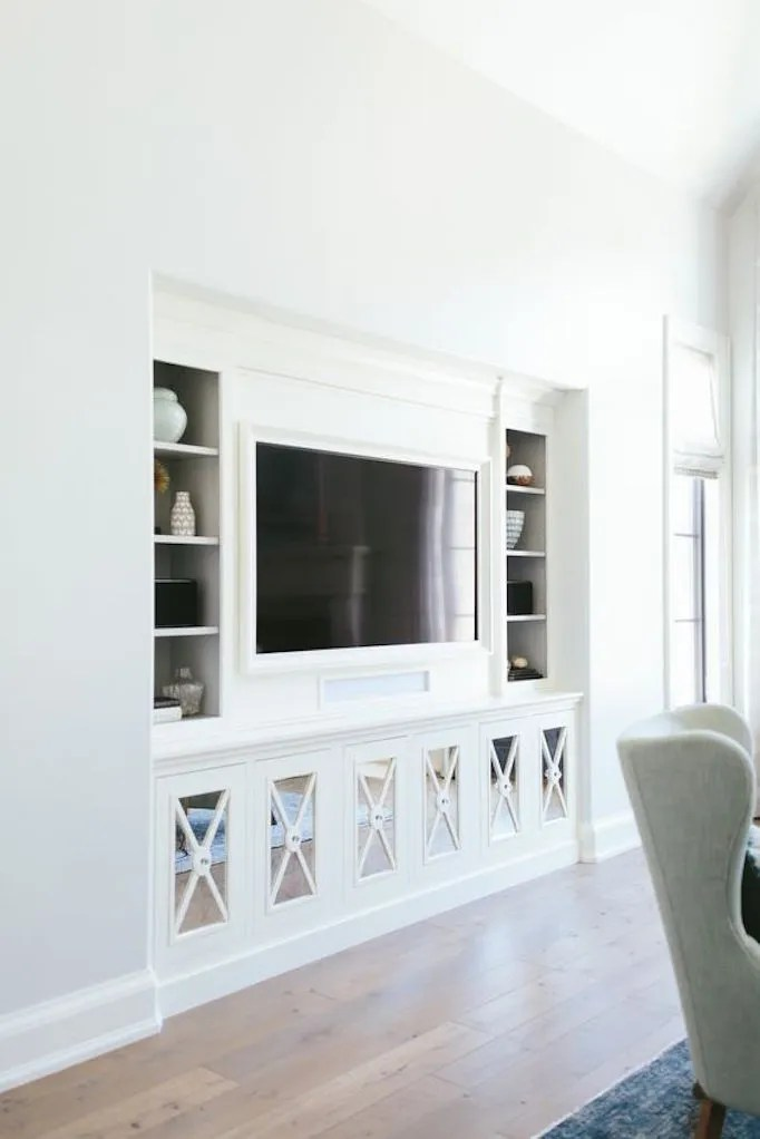 10 Ideas For Media Wall Built Ins Becki Owens