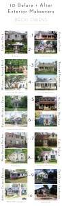 10 before and after exteriors