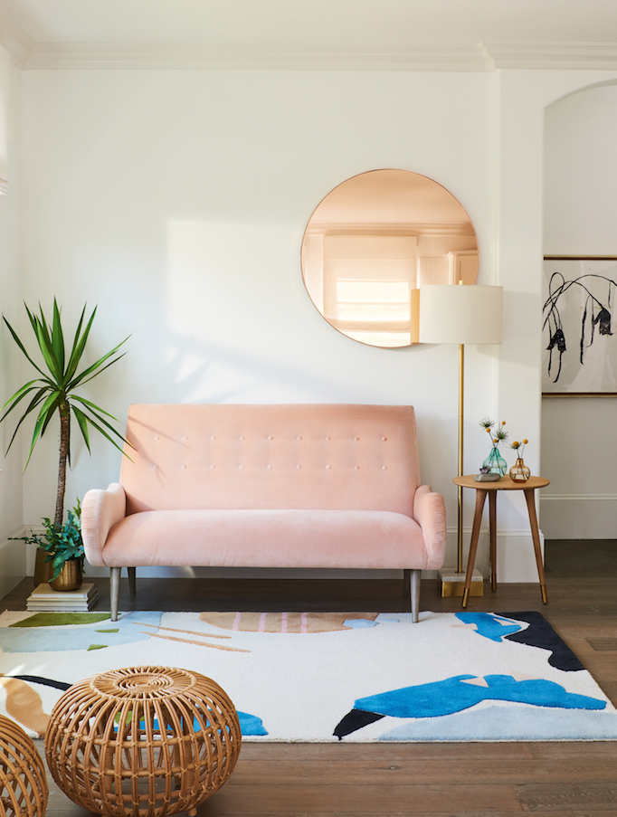 Anthropologieu0027s Custom Furniture Program Has Over 120 Shapes To Choose  From. They Have Chaises, Chesterfields, Swivel Chairs, Midcentury  Sectionals, ...