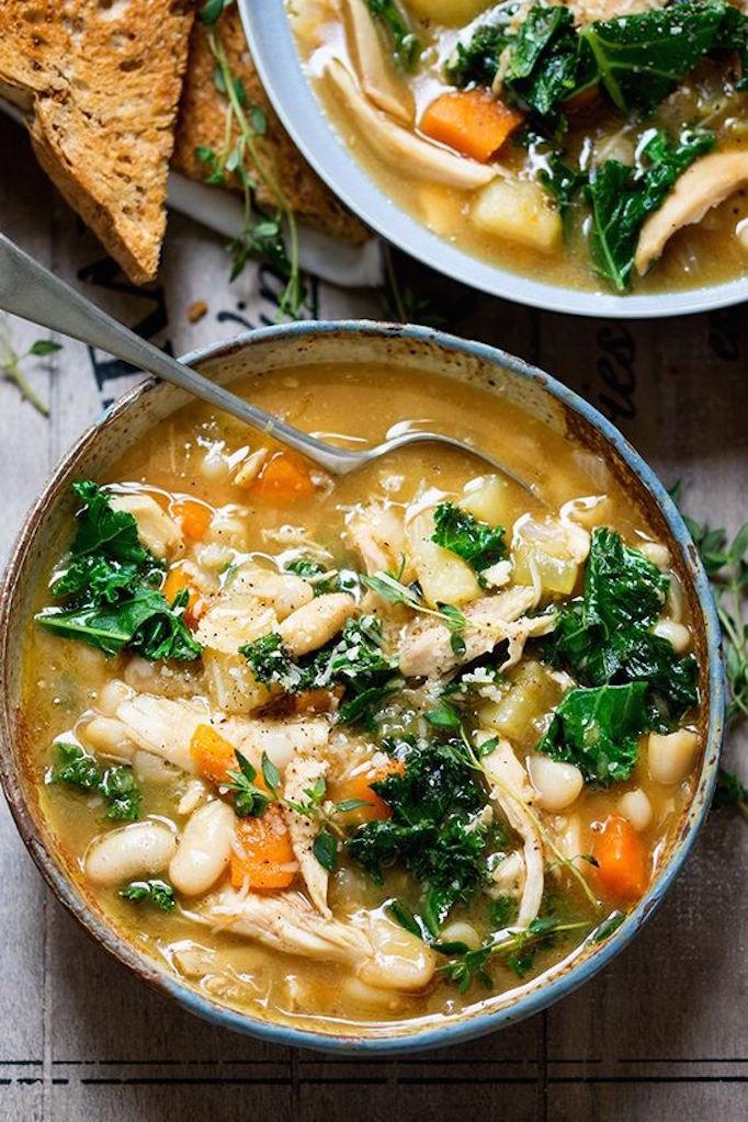 5 Healthy Soup Recipes For FallBECKI OWENS