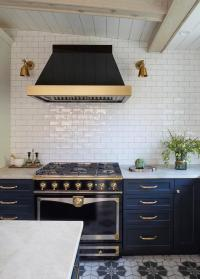 Kitchen Design Inspiration: 3 Blue BeautiesBECKI OWENS