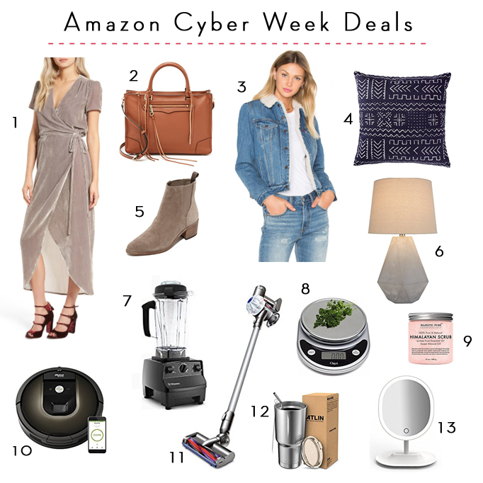 Amazon Cyber Week Deal Picksbecki Owens