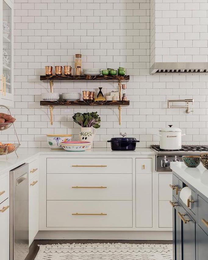 Design Trend 2018: Flat Front Cabinetry - BECKI OWENS