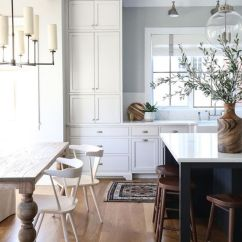 Two Tone Kitchen Island Ikea Installation Cost Design Trend 2018 Toned Kitchensbecki Owens Keep Your Cabinets Monochromatic But Create Drama With A Contrasting Statement Go Black For Classic Tuxedo Fun Pop Of Color