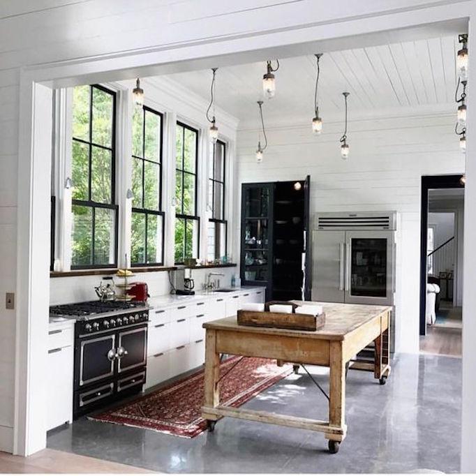 Design trend 2018 reclaimed kitchen islandsbecki owens for Home designs sydney kitchen trends for 2018