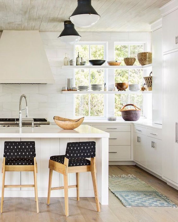 Take A Look At These Kitchens And See How They Pull Off The Look. What Do  You Think, A Trend To Love?