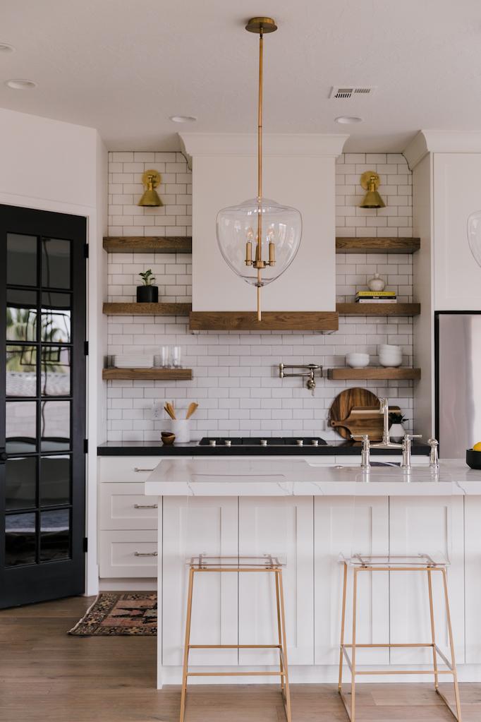 Villa Bonita Kitchen Reveal With Brizo Becki Owens