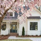 Spring Curb Appeal: The Colors of Spring
