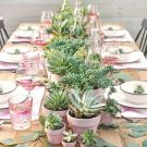 Tablescapes + Recipes for Mother's Day Brunch