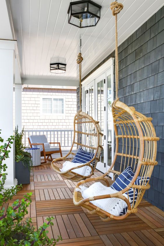 Swing Into Summer Porch Swings For Every Stylebecki Owens