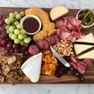 Beautiful Charcuterie Board with Williams Sonoma's Wusthof Knives