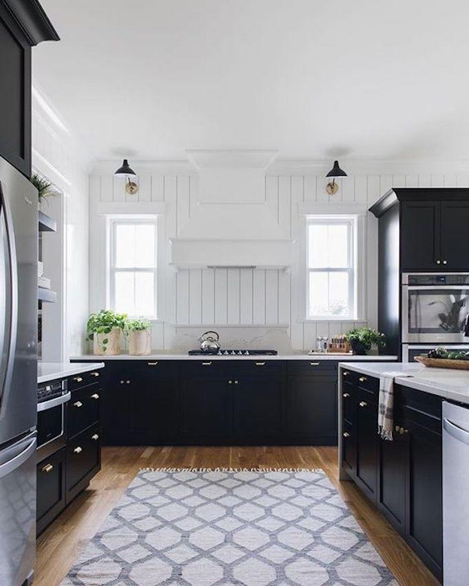 Design Trend 2019 The Black Kitchen Becki Owens