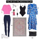 New Spring Fashion At Nordstrom