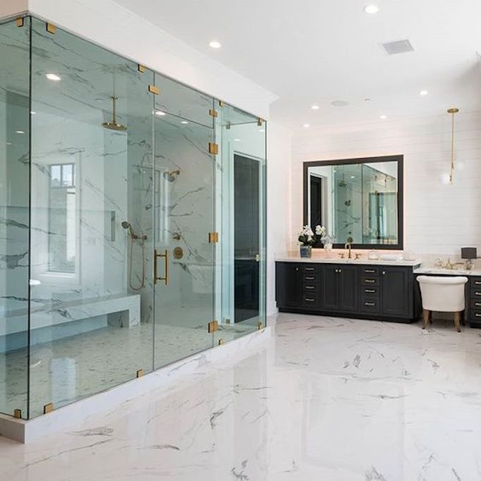 Dream Home A Luxurious Modern Farmhouse In Encino HillsBECKI OWENS